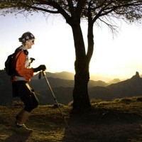 Thursday: Treking en Gran Canaria in the aborigen way