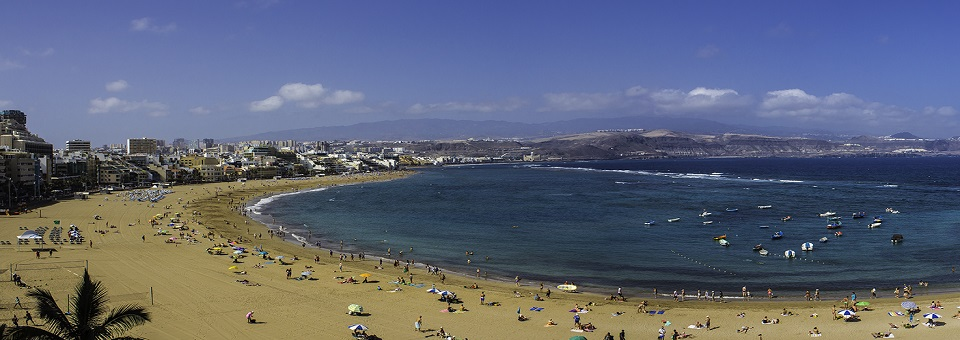Friday: A special day in Las Canteras Beach