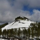 My holidays in Gran Canaria, a day in the snow