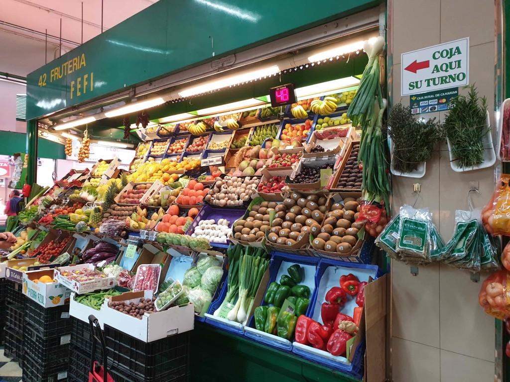 Mercado Central Las Palmas de Gran Canaria