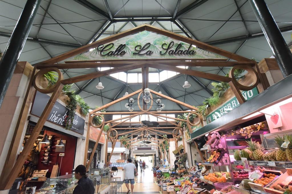 Mercado del Puerto Las Palmas de Gran Canaria