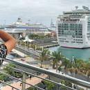 Últimos cruceros en Gran Canaria de la temporada 2018-2019