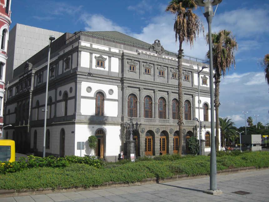Theatre Pérez Galdós, Las Palmas de Gran Canaria
