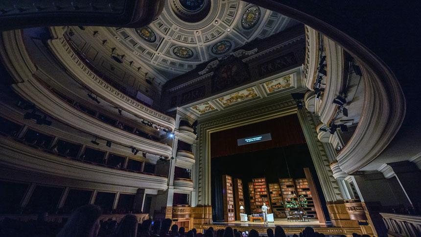 Theatre Pérez Galdós, Vegueta, Las Palmas de Gran Canaria