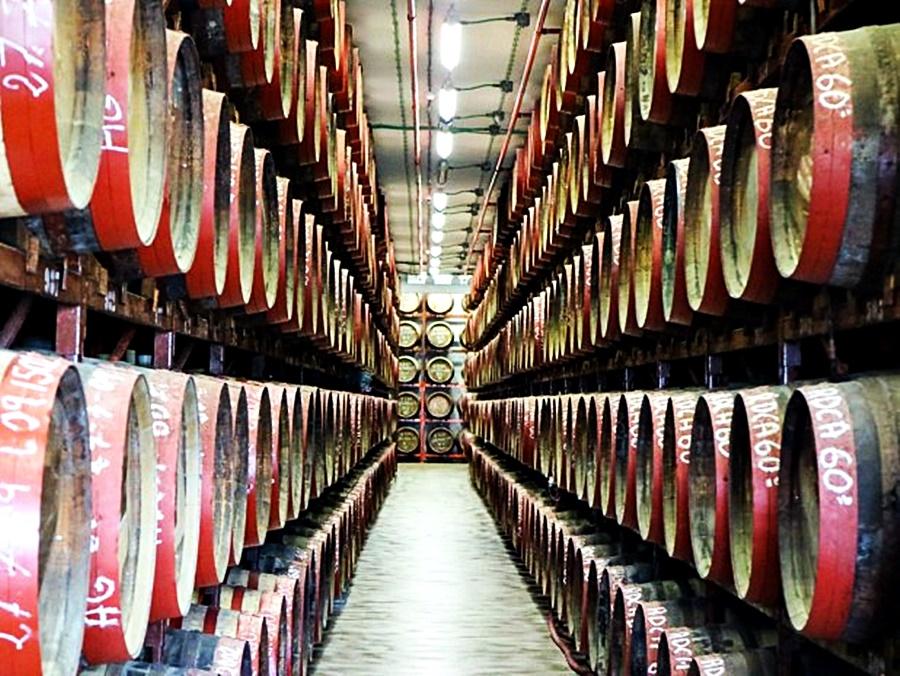 Rum Factory Arehucas, Gran Canaria