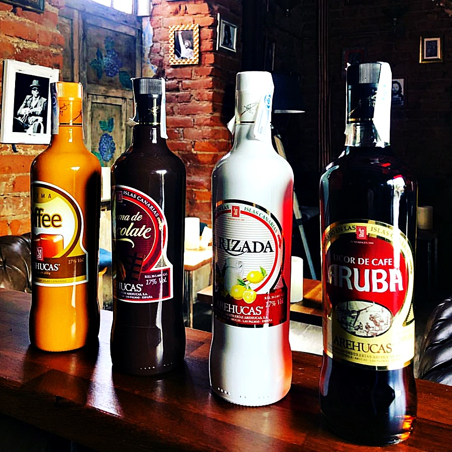 Rum Arehucas, Gran Canaria