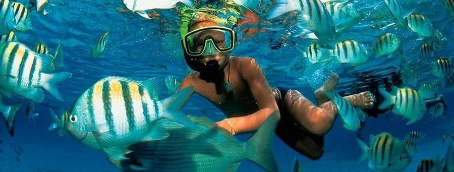 Snorkel en Gran Canaria