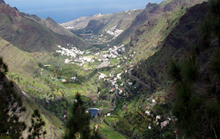 Valle de Agaete, Gran Canaria
