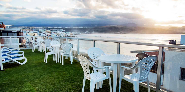 Aloe Las Canteras Hotel