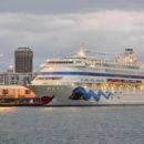 Las Palmas de Gran Canaria espera a seis cruceros en el fin de semana
