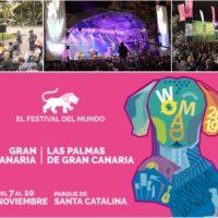 Música y cultura en Gran Canaria co el WOMAD 2019 Las Palmas de Gran Canaria