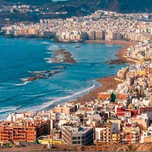 Las Palmas de Gran Canaria, protagonista de National Geograpich