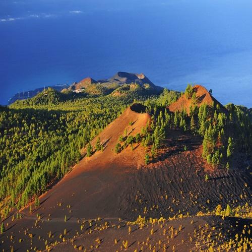 La Palma, la Isla de los senderos, tours para grupos