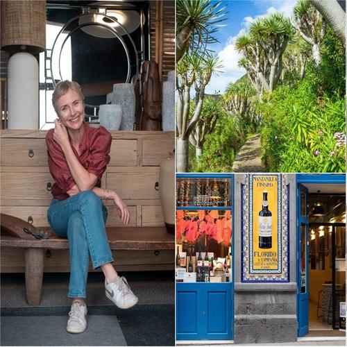 National Geographic recorre varios rincones singulares de Las Palmas de Gran Canaria con la diseñadora de joyas Helena Rohner