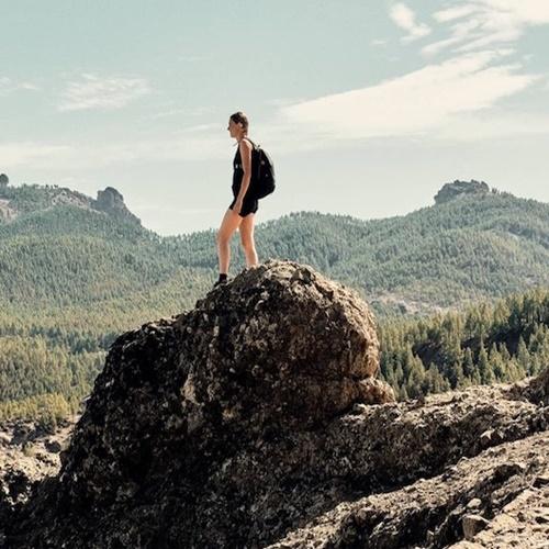 La revista alemana Trekking Magazin premia a Gran Canaria como región favorita de Europa 2021 para la práctica del senderismo