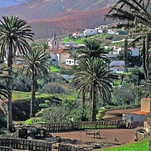 Lugares con encantado para grupos en Fuerteventura, Betancuria