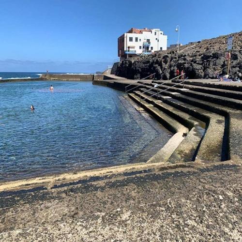 Ruta Norte de Gran Canaria, las piscinas naturales