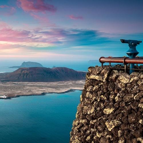 Excursiones para grupos Lanzarote, Mirador del Río
