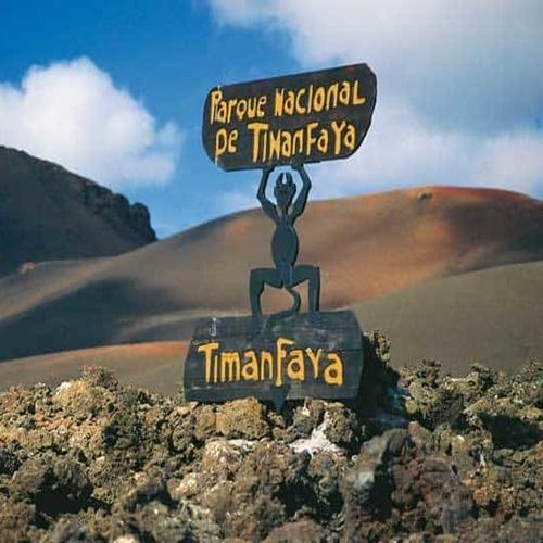 Parque Nacional de Timanfaya, tesoros de Lanzarote