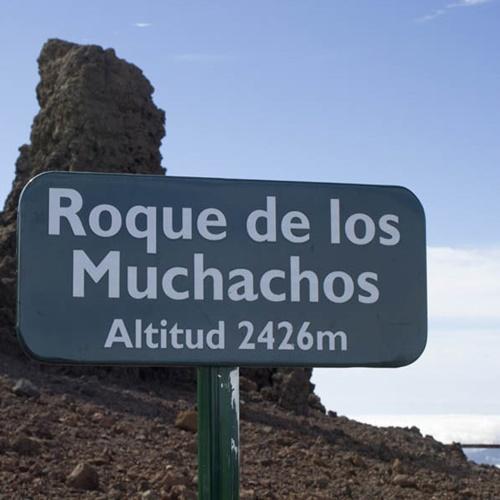 Excursiones en La Palma, Roque de los Muchachos