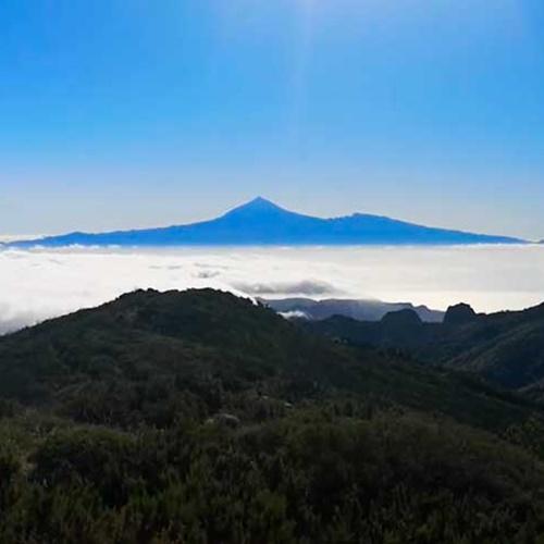 Excursiones para grupos en La Gomera, rutas de senderismo